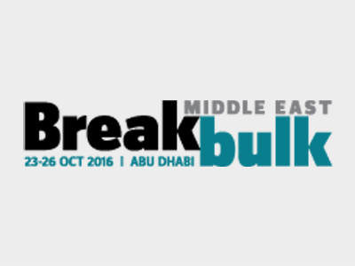 Break Bulk Middle East 2016