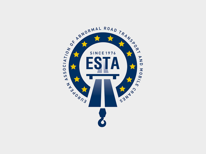 European Association of Heavy Haulage Transport and Mobile Cranes (ESTA)
