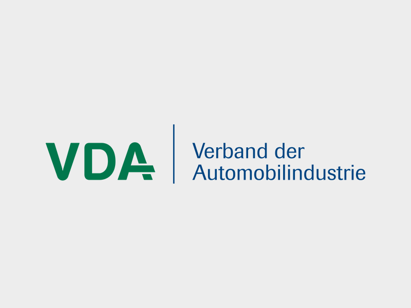 [Translate to deutsch:] Verband der Automobilindustrie (VDA)
