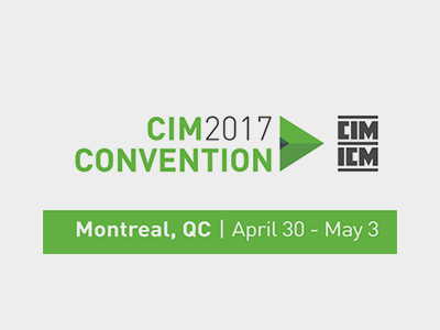 CIM Convention 2017